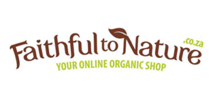Faithful to nature logo