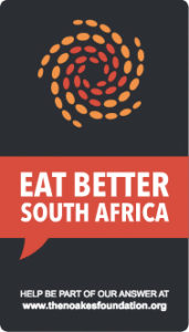 Eat Better South Africa Foundation Logo