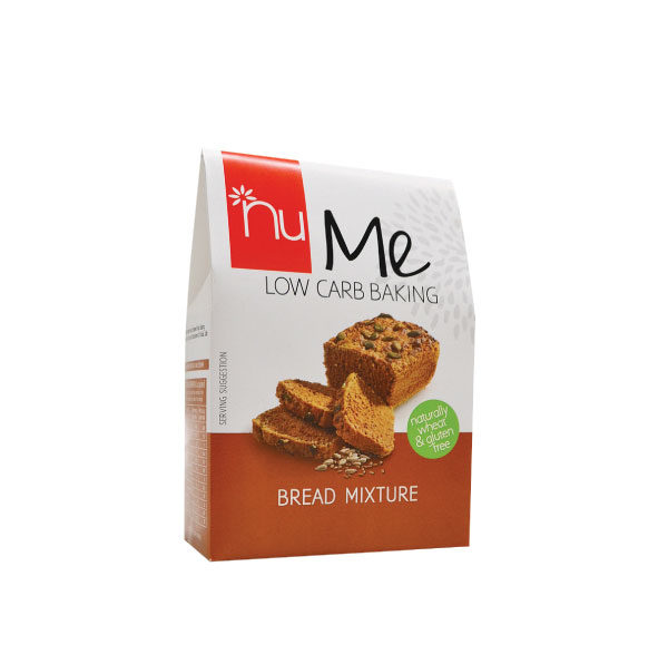 NuMe Low Carb Baking Bread Mixture