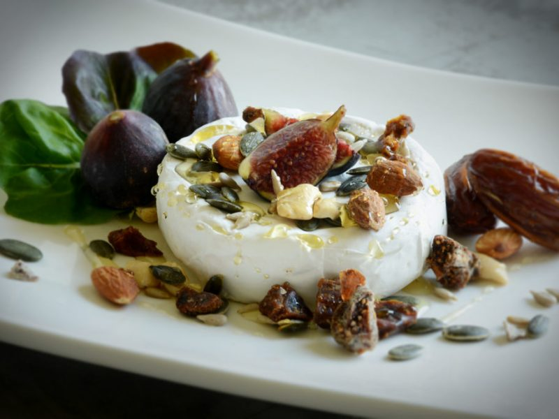 Nutri Seed Turkish Fig Date Cheese Idea