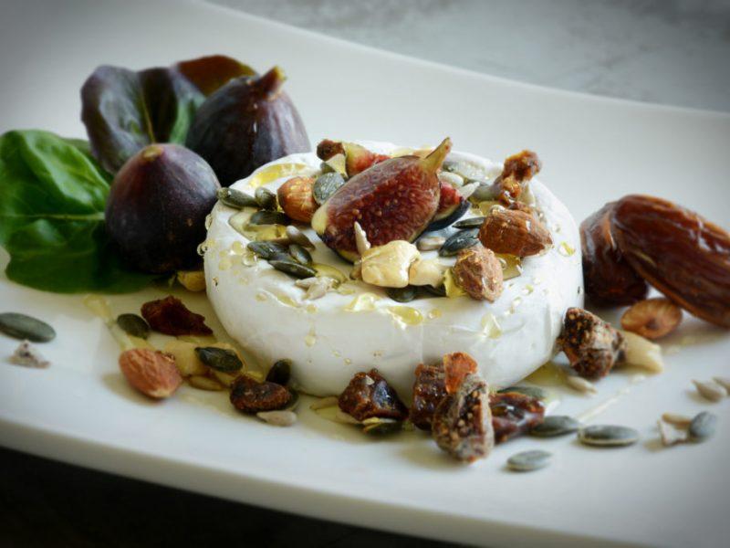 Nutri Seed Turkish Fig Date Cheese Idea